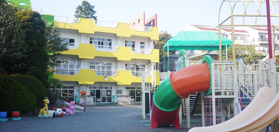 小田原市の私立認可保育園